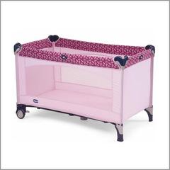 Детский манеж-кровать CHICCO Lullaby Travel Cot Mrs Owl