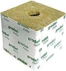 Кубик мин. ваты 100х100х65