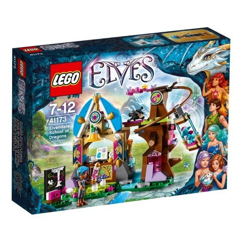 LEGO Elves: Школа драконов 41173