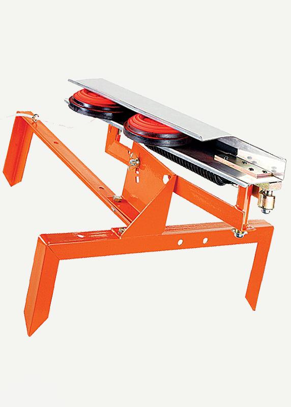 Машинка для метания тарелочек Allen