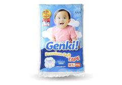 Пробник подгузника GENKI (6-11кг) M, шт