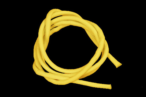 Желтый светящийся паракорд