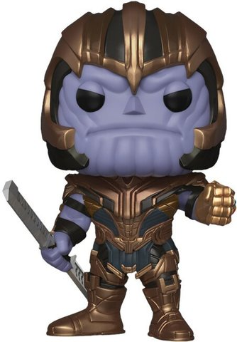 Фигурка Funko POP! Bobble: Marvel: Avengers Endgame: Thanos 36672
