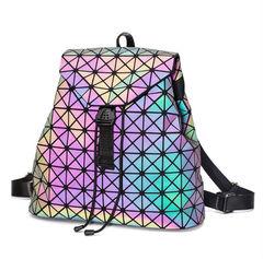 Геометрический рюкзак неоновый Sity