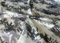 Тентовая ткань Оксфорд 240Д флора