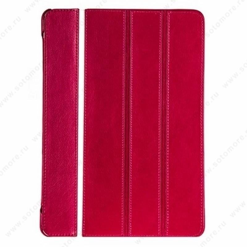 Чехол-книжка Borofone для Apple iPad Air 1 - Borofone Grand series Leather case Rose red