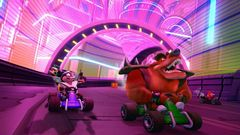 NS: Crash Team Racing Nitro-Fueled (английская версия)