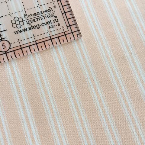 Ткань для пэчворка, хлопок 100% (арт. M0612)