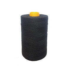 Нить прошивная лавсан черная (1000 м)