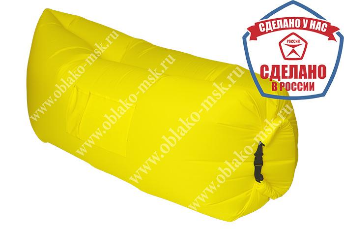 Надувной диван (Lamzac) Standart Желтый