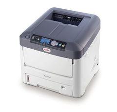 Принтер с белым тонером OKI Pro7411WT (44205445)