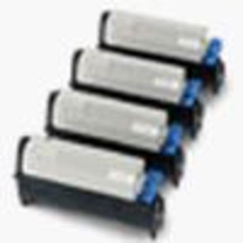 OKI C5600/C5700 Drum-unit cyan (голубой) (43381707)