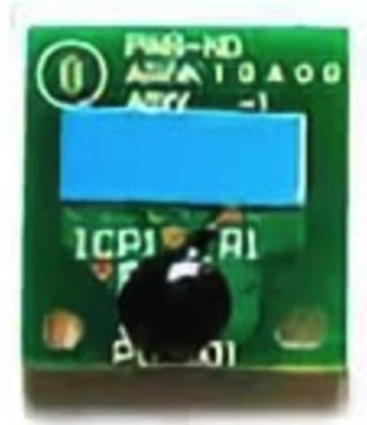 Чип для тонер-картриджа Konica Minolta TN-321C. Cyan. Ресурс 25 000 стр.