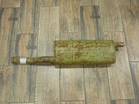 Глушитель оригинальный газ 21 Волга