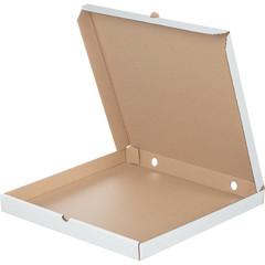 Короб картонный для пиццы 420х420х40мм Т-23, 10шт/уп