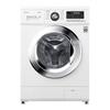 Узкая стиральная машина LG с функцией пара Steam F1296CDS3