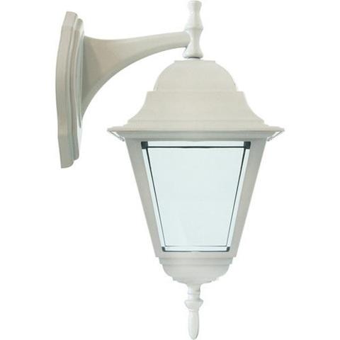 Светильник садово-парковый, 100W 230V E27 белый, 4202 (Feron)