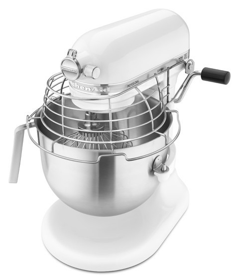 Миксер KitchenAid Professional 6,9 5KSM7990XEWH