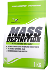 SD Mass Definition (1000 гр.)