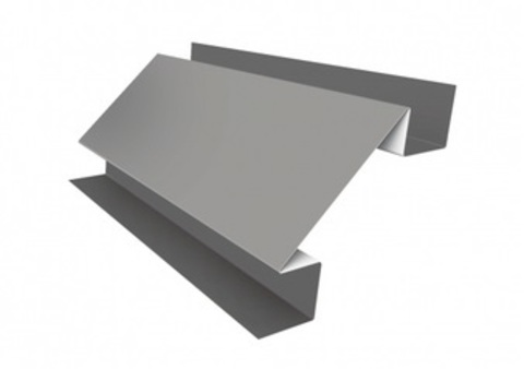 Планка угла внутреннего сложного полиэстер 75х75х3000 мм