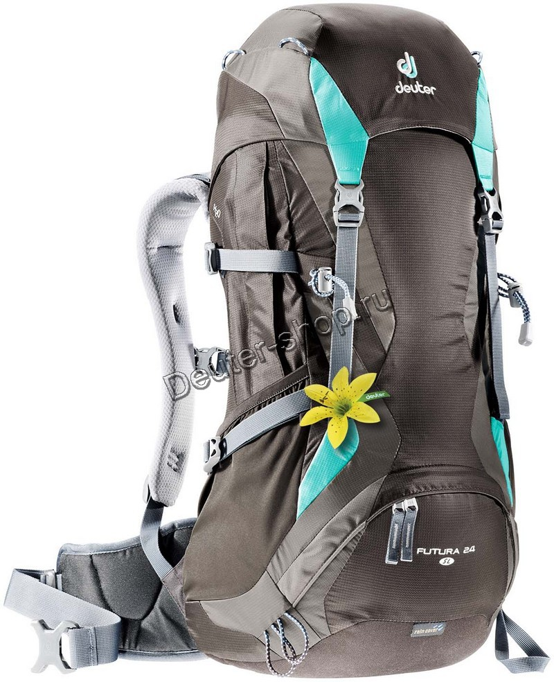 Туристические рюкзаки легкие Рюкзак женский Deuter Futura 24 SL Futura24SL_6461_14.jpg
