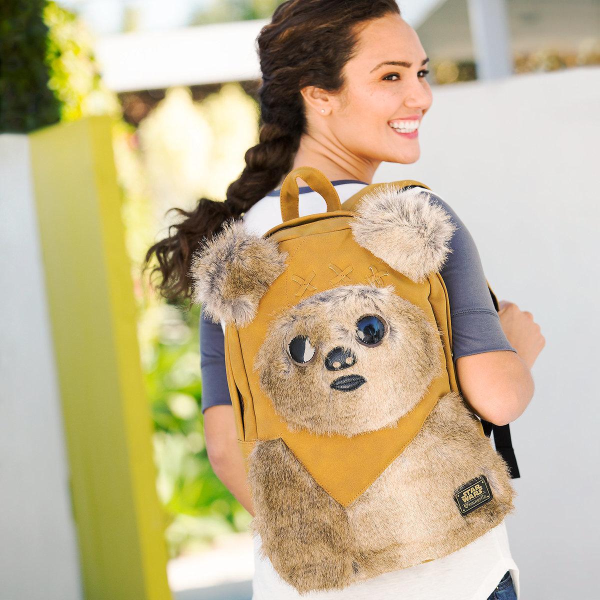 Детский рюкзак «Эвок» Star Wars - Дисней от Loungefly