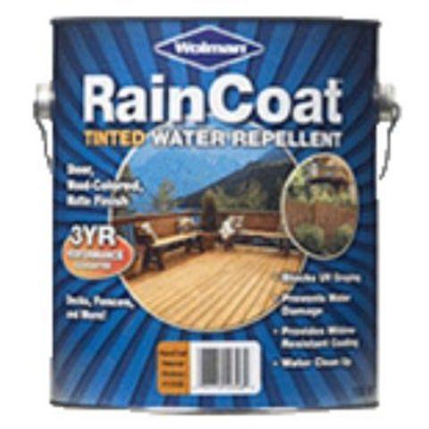 Wolman RainCoat Tinted Water Repellent пропитка тонирующая на водной основе для наружных работ