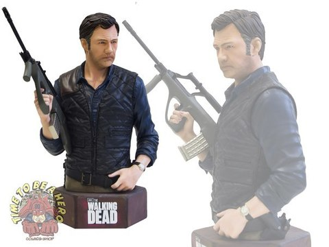 The Walking Dead — The Governor Mini Bust