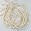 5810 Хрустальный жемчуг Сваровски Crystal Ivory круглый 3 мм, 10 шт