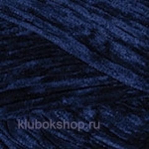 Пряжа Velour (YarnArt) 848 Темно-синий - купить в интернет-магазине недорого klubokshop.ru