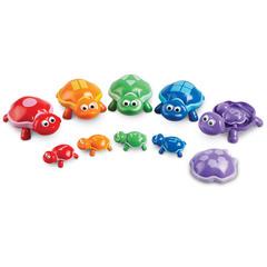 Развивающая игра Забавные черепашки Learning Resources