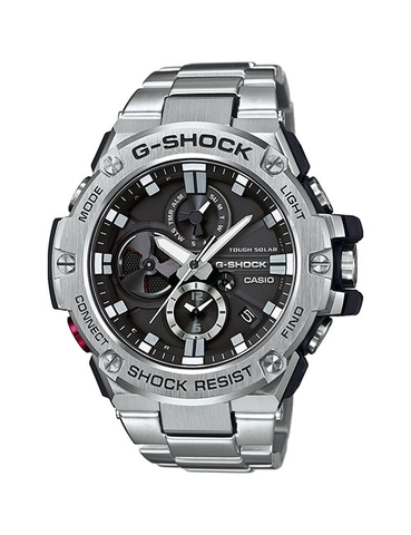 Часы мужские Casio GST-B100D-1AER G-Shock G-Steel