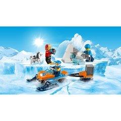 Конструктор LEGO City Arctic Expedition Полярные исследователи 60191