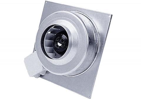Настенные вытяжные вентиляторы Ostberg 100 А серии KVFU для круглых каналов