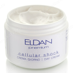 Дневной крем «Premium cellular shock» (Eldan Cosmetics | Premium cellular shock | Premium cellular shock day cream), 250 мл