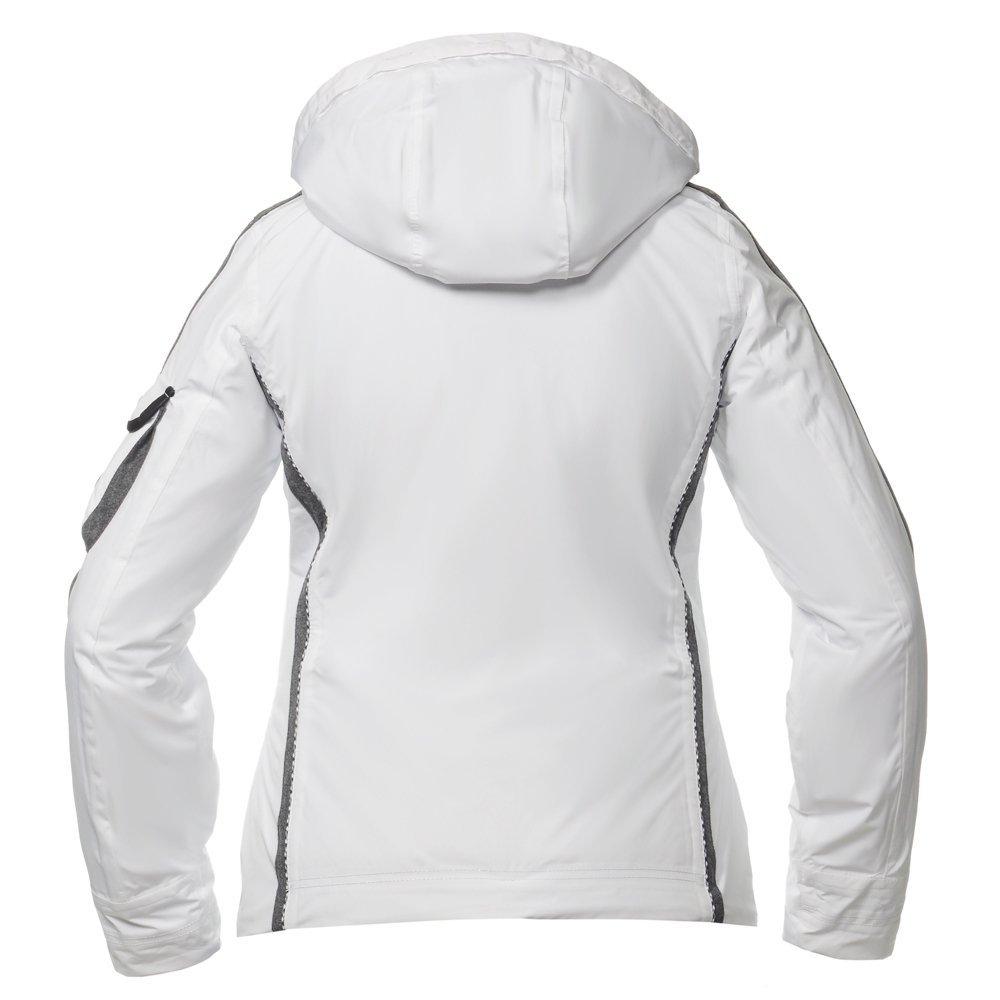 Женская горнолыжная одежда Almrausch Manning 320212-0105 белая фото