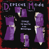 Depeche Mode ‎/ Songs Of Faith And Devotion (CD)