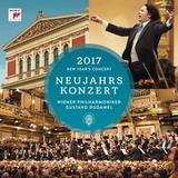 Gustavo Dudamel, Vienna Philharmonic / New Year's Concert 2017 (3LP)