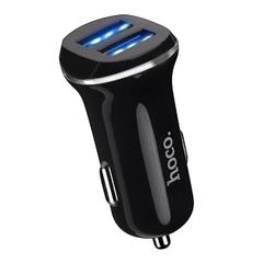Автомобильное ЗУ HOCO Z1 (с кабелем Micro-USB)
