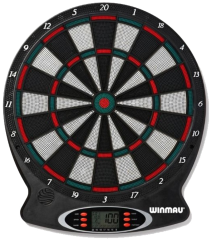 Дартс электронный Winmau Ton Machine