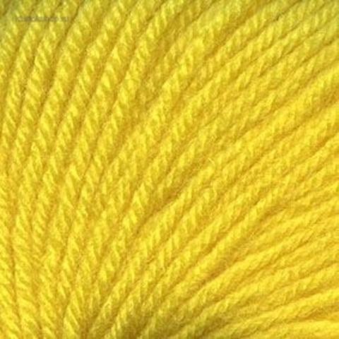 Пряжа Кроха (Троицкая) 123 Холодный желтый - купить в интернет-магазине недорого klubokshop.ru