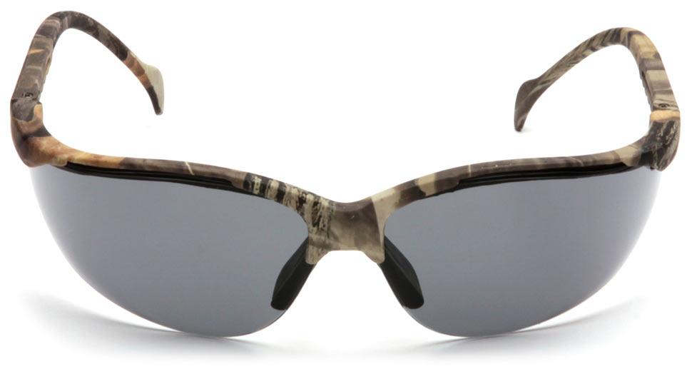 Очки баллистические стрелковые Pyramex Venture 2 SH1820S серые 23%