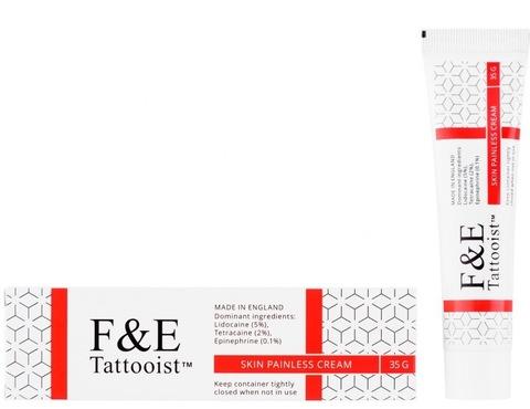 Tattooist RED 35 мл (Великобритания) универсальный анестетик