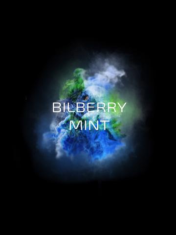 Кальянная смесь DO YOU - Bilberry Mint (Черника с мятой), 50г.