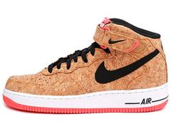Мужские Кроссовки Nike Air Force 1 MID '07 CORK