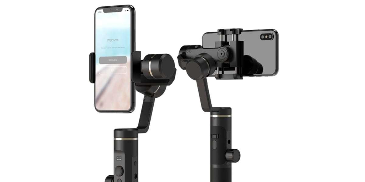 Стабилизатор трехосевой для смартфона Feiyu FY-SPG2