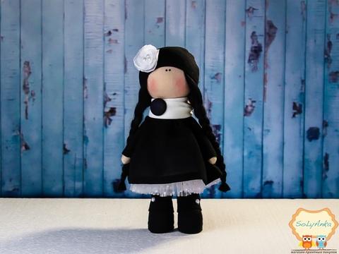 Кукла Марго из коллекции - Winter doll