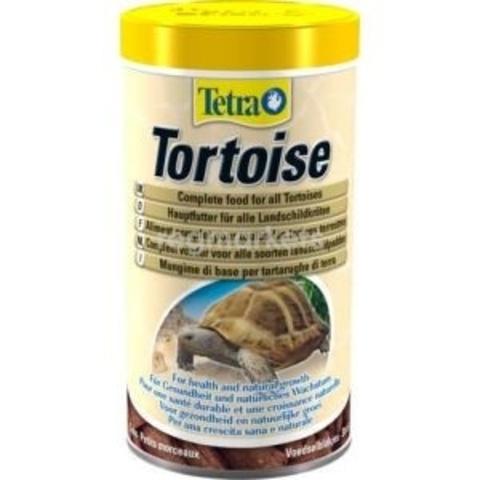 Tetra Fauna Tortoise основной корм для сухопутных черепах 250мл