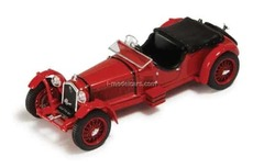 Alfa Romeo 8C Road Version (1931) red CLC060 IXO 1:43