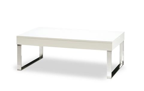 Журнальный стол ESF J030 белый лак